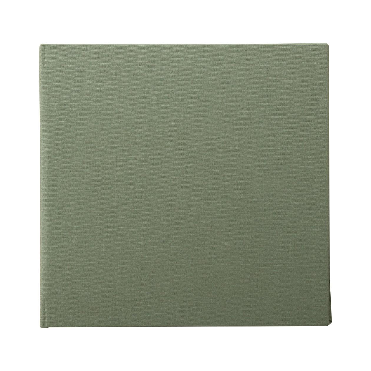 210×210カバー クロス モスグリーン