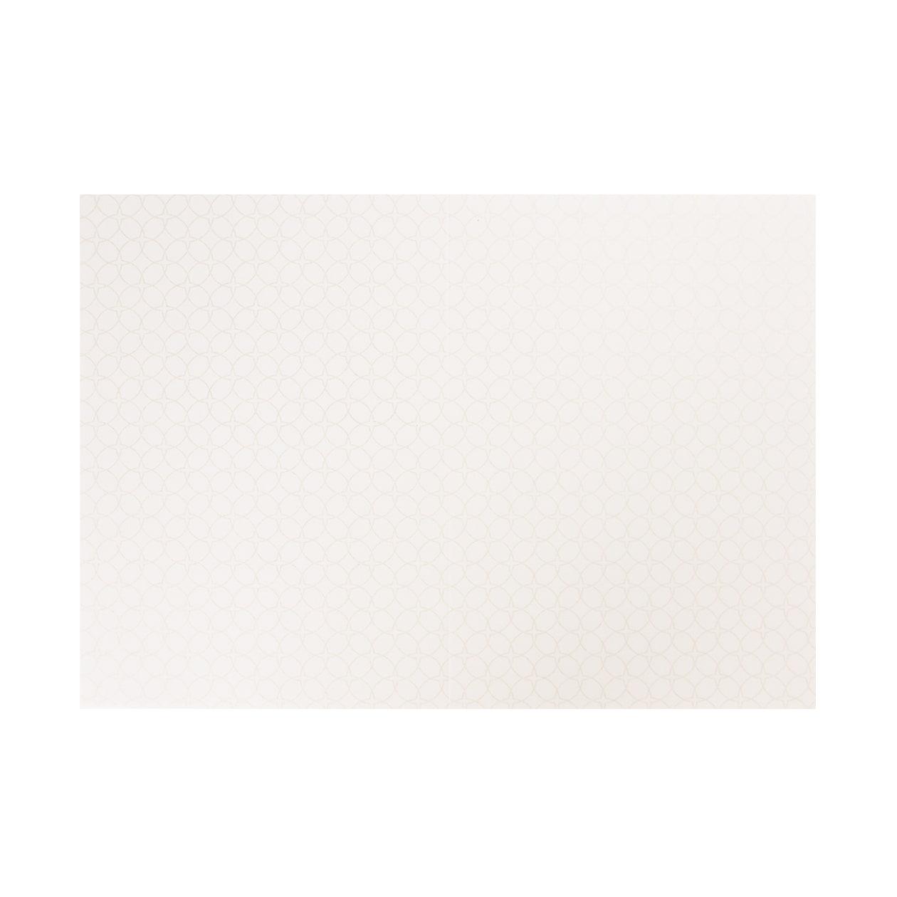 White A4カバー