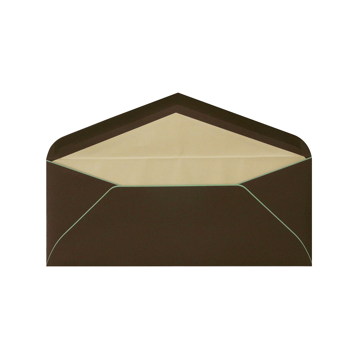 ボーダード DLSダイア二重封筒 スプラウトチョコレート 116.3g
