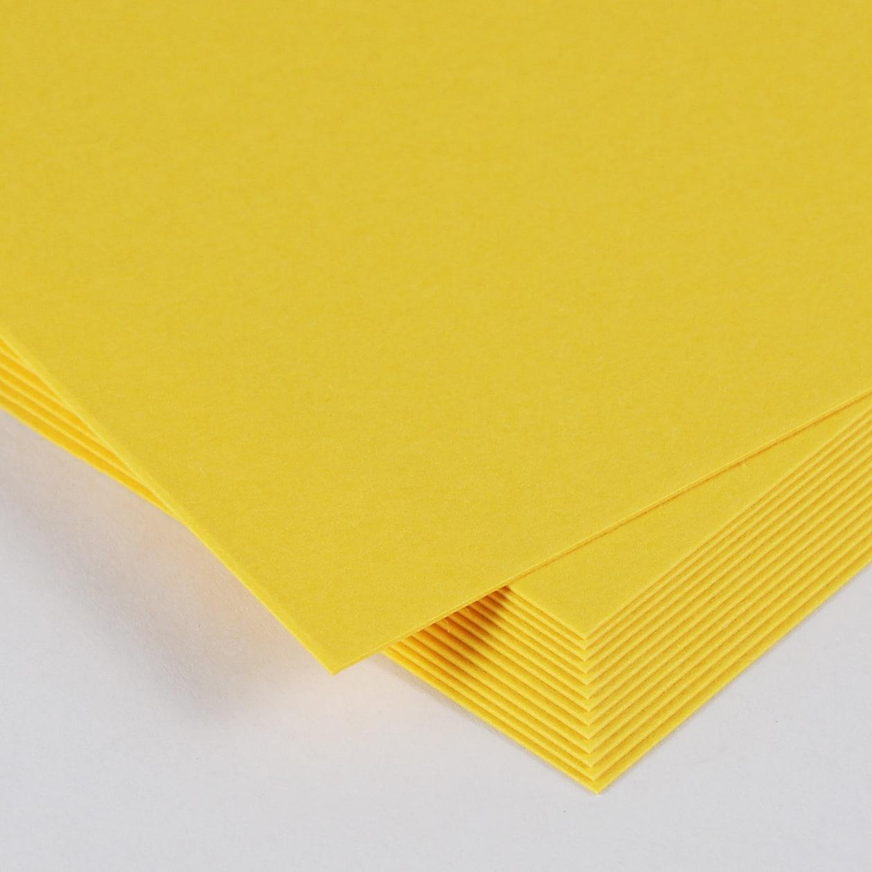 Pカード コットン(NTラシャ) 黄色 244.3g