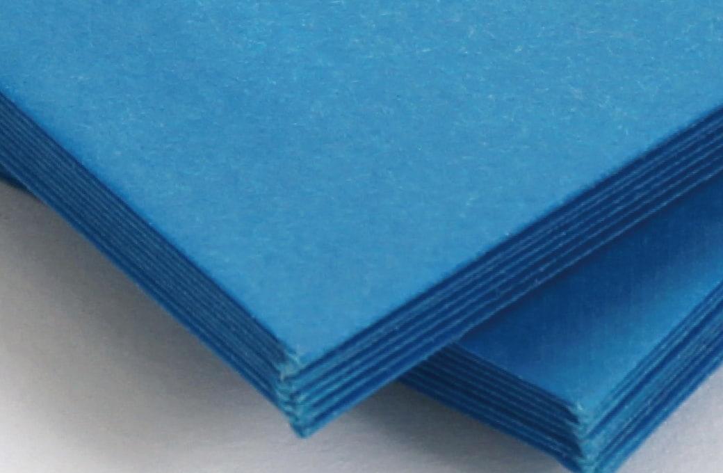 クラフトロウ引き ブルー