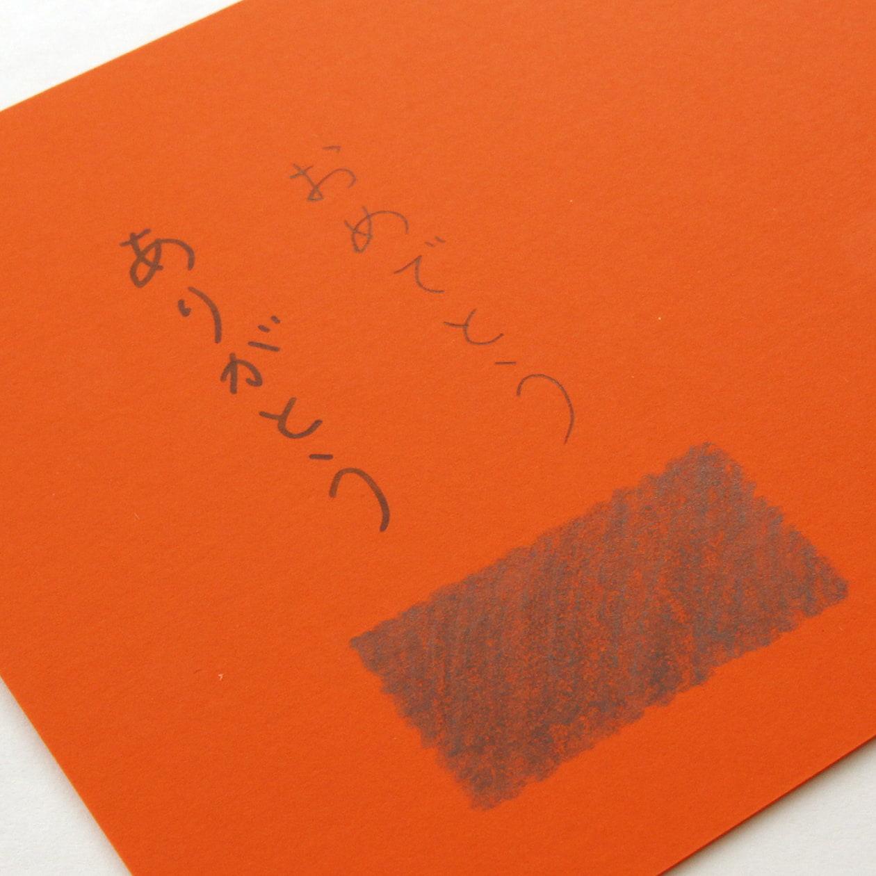 ネームカード キュリアススキン オレンジ 270g