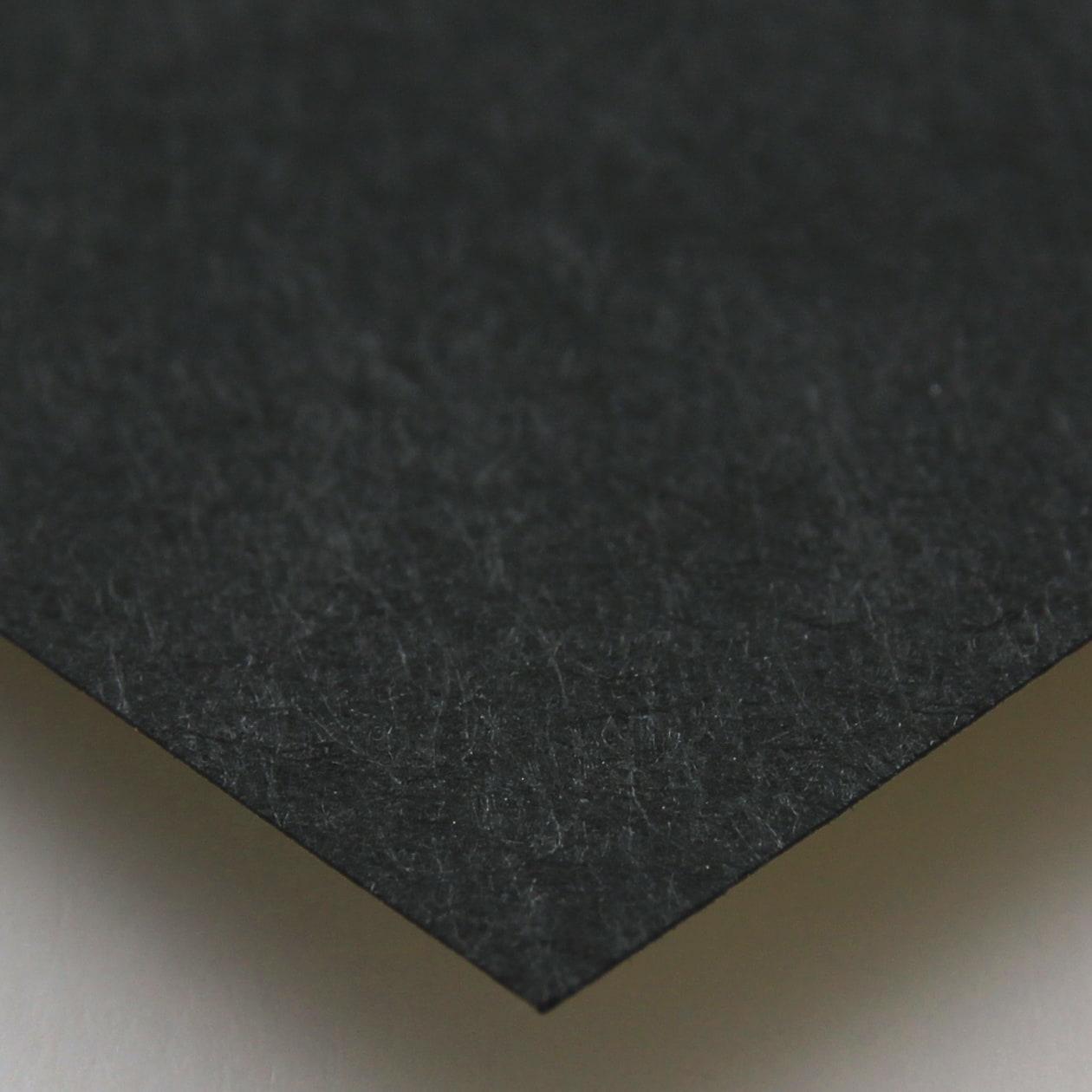 A6シール コニーカラー ブラック