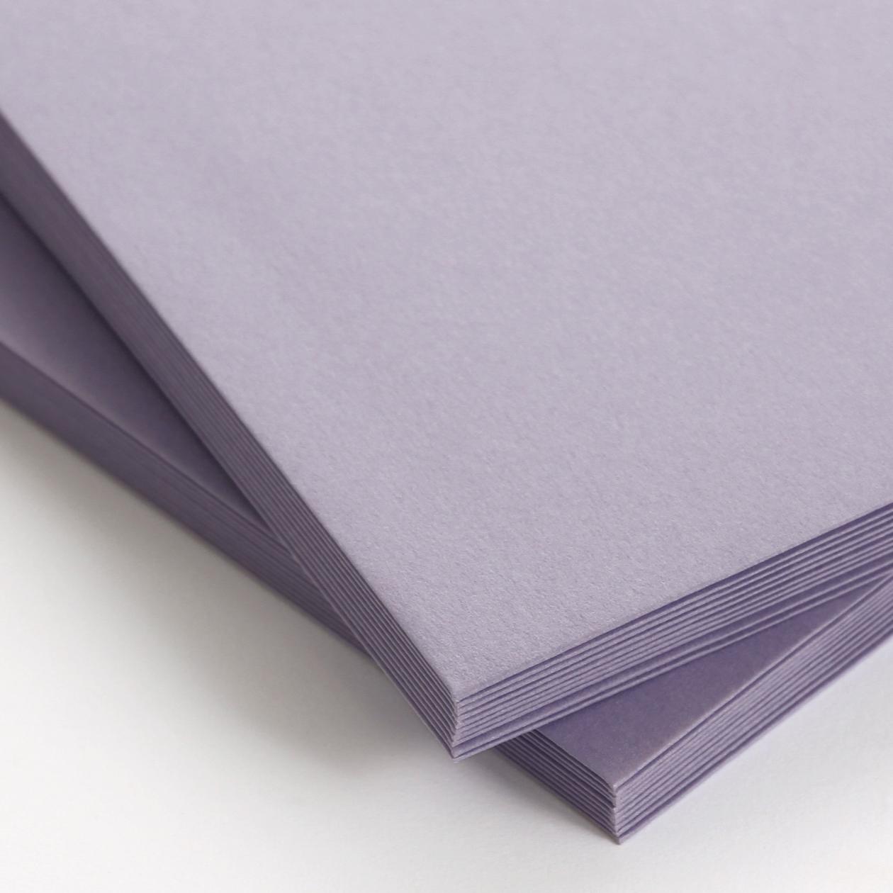 洋2カマス封筒 コットン(NTラシャ) うす藤紫 116.3g