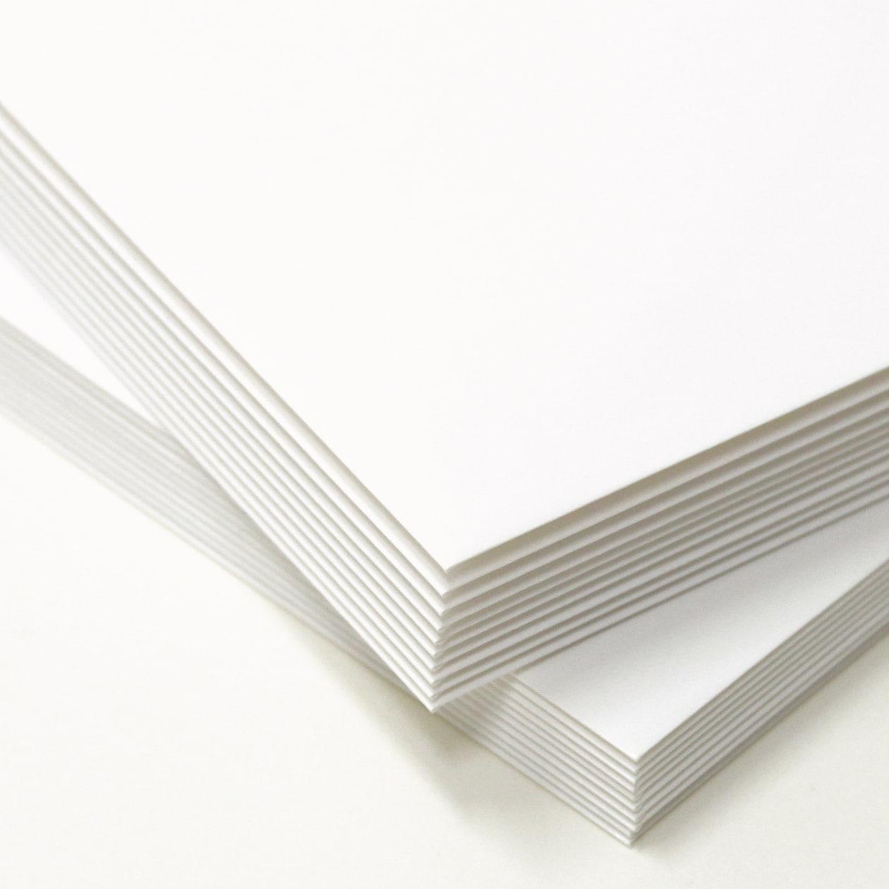 長3カマス封筒 FP ミラーホワイト 105g