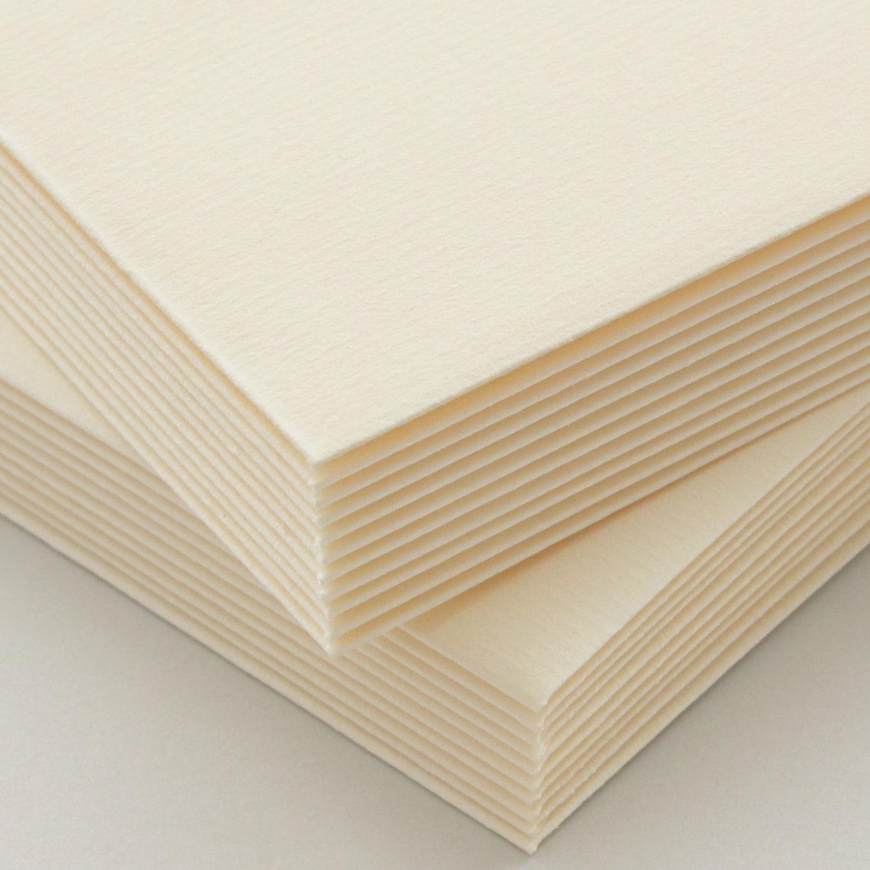 長3封筒 コットンレイド ナチュラル 116.3g
