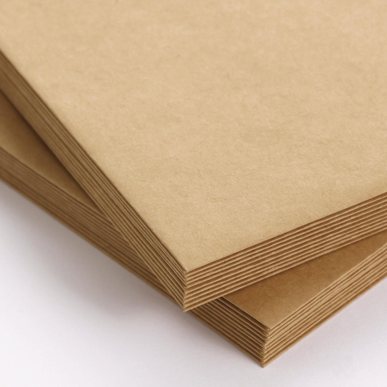 角3封筒 未晒クラフト 100g
