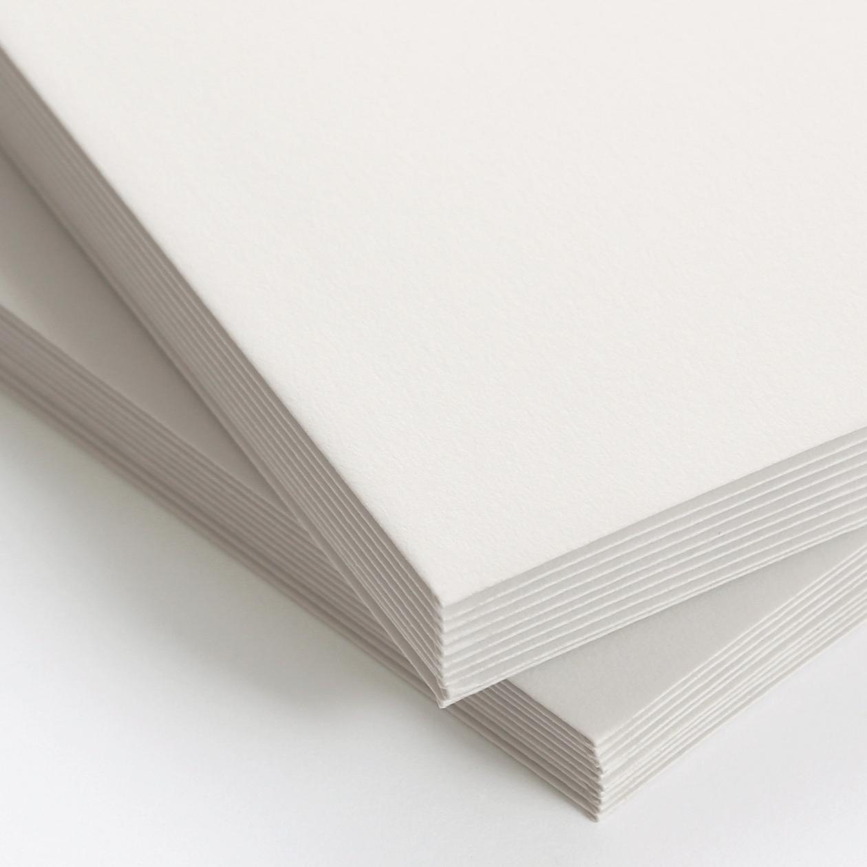 角6カマス封筒 コットン ライトグレイ 116.3g