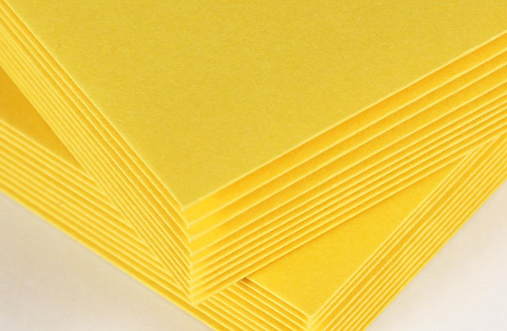 コットン(NTラシャ) 黄色
