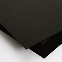 ボード紙ブラック 464g