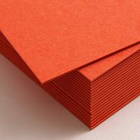 ボード紙オレンジ 465g