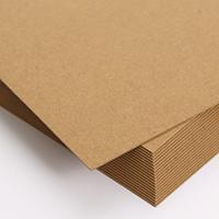 ボード紙ブラウン 450g