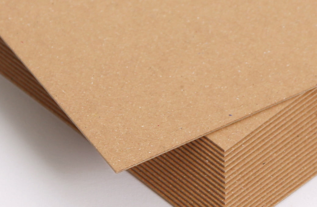 ボード紙 ブラウン
