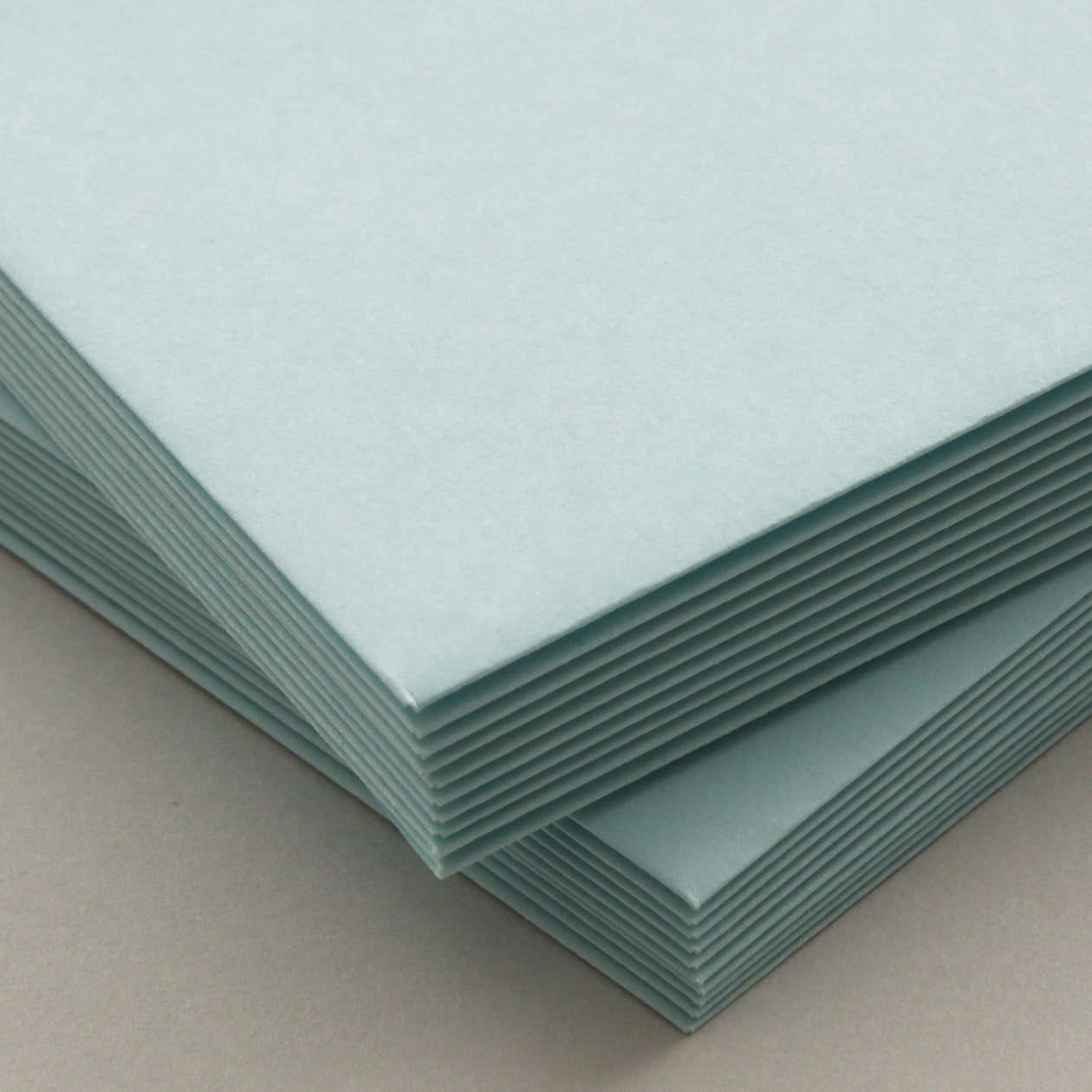 NEカマス封筒 上質カラー ブルー 90.7g