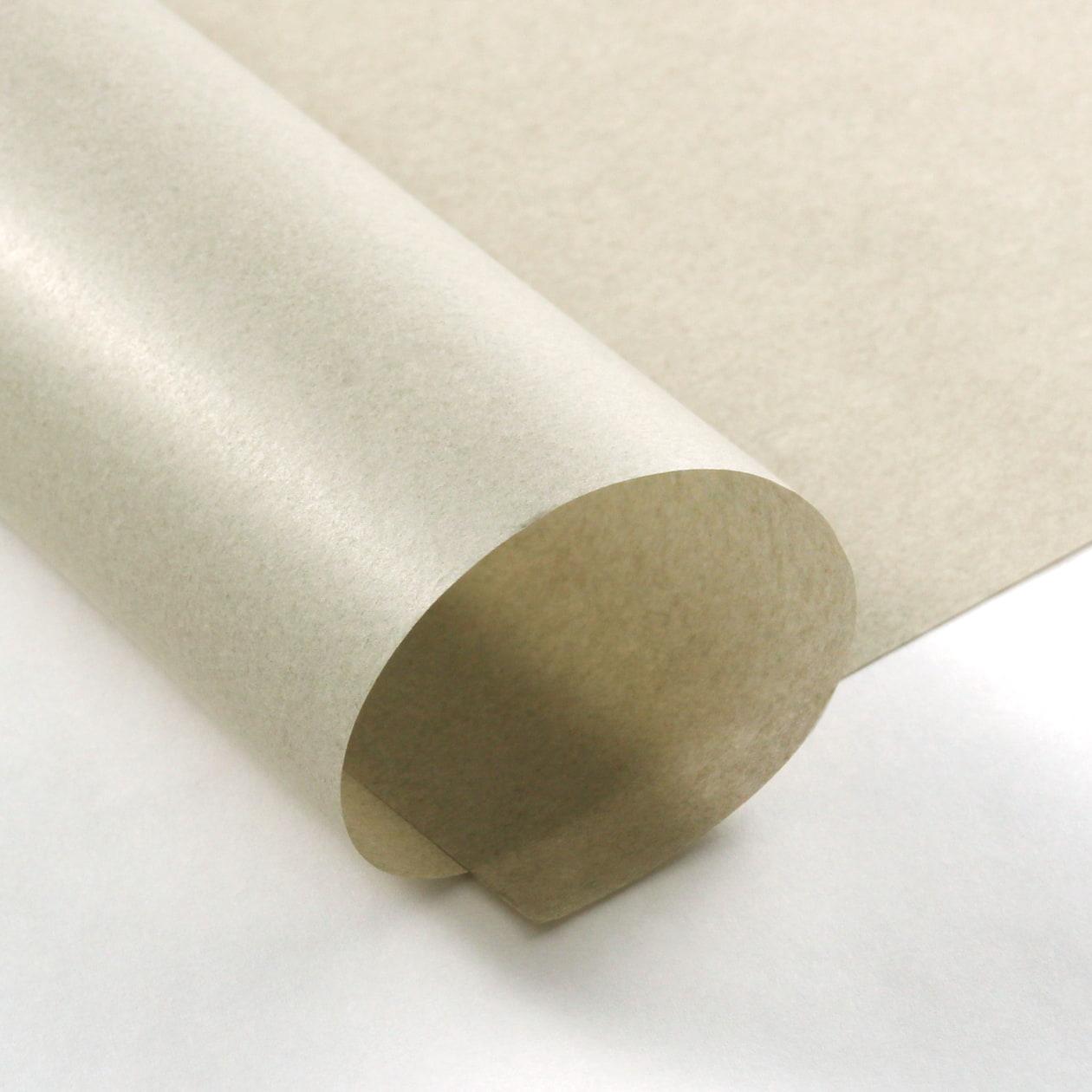 394×545 薄葉紙 シルバー 19g(tカラペ)