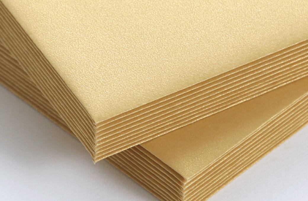 上質カラー ゴールド