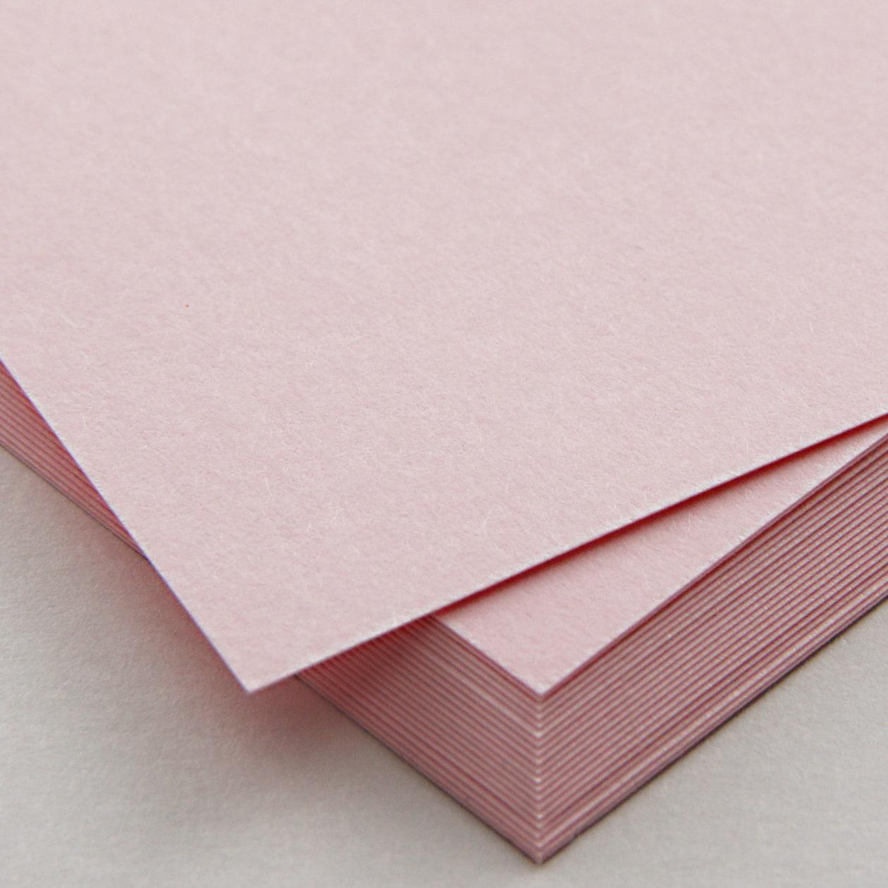 A4シート 上質カラー ピンク 90.7g