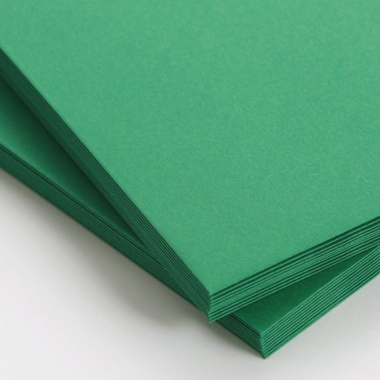 洋2カマス封筒 コットン(NTラシャ) 緑 116.3g
