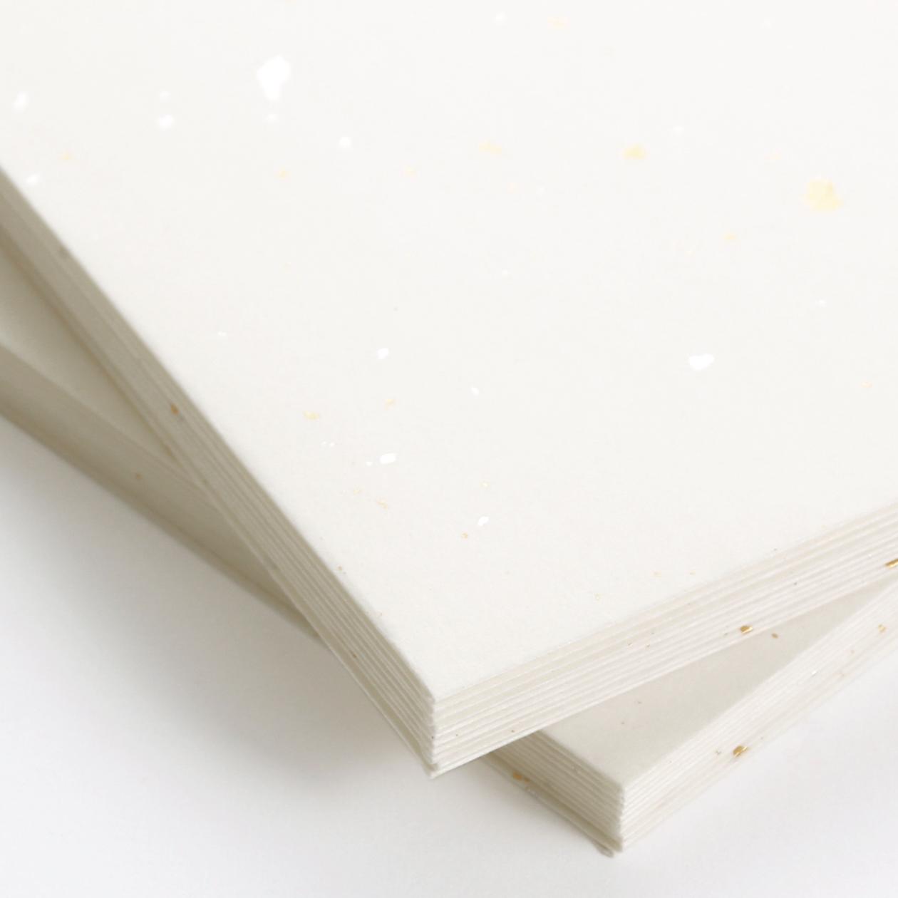 長3封筒 白うさぎ 金銀 98g
