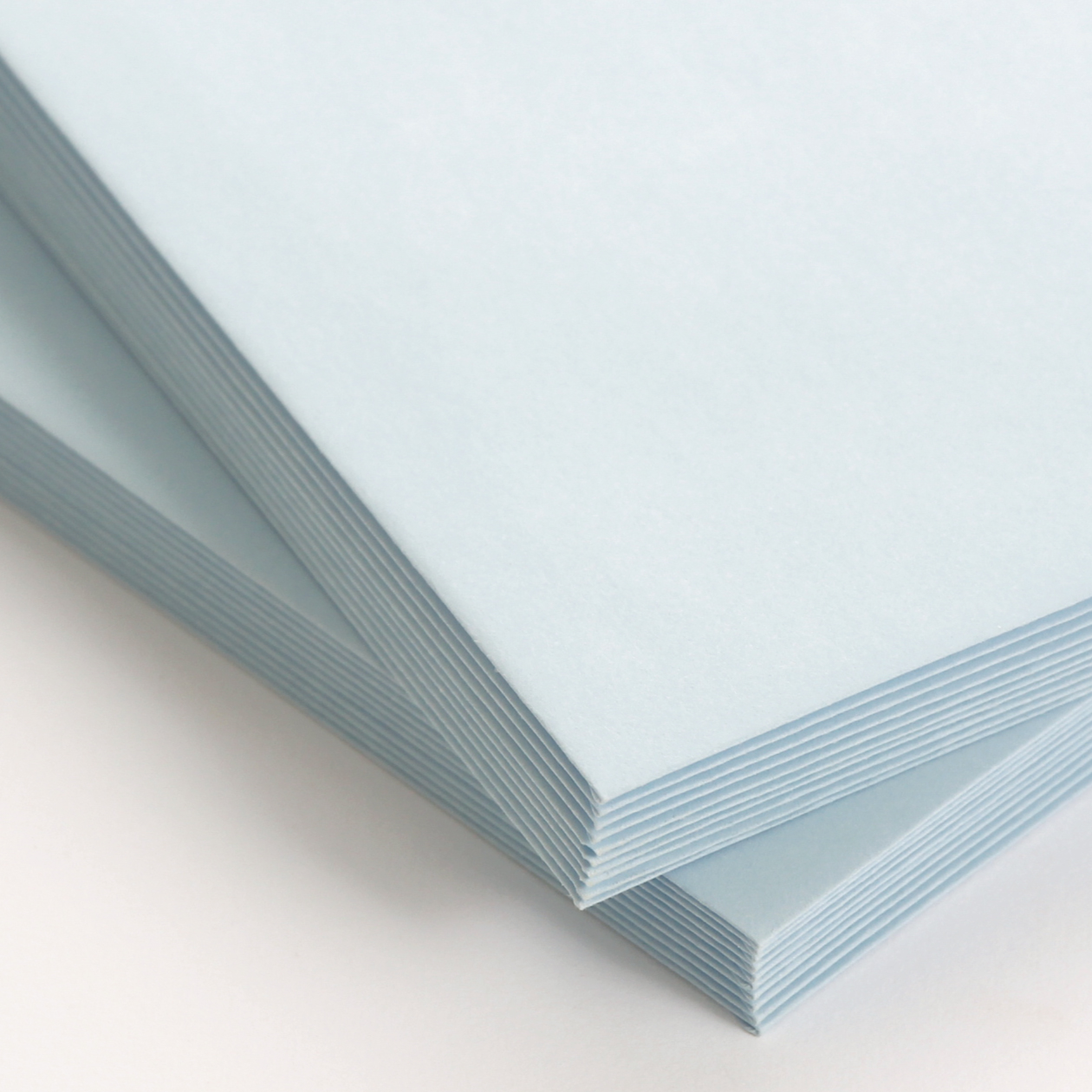 長3封筒 エコフレンドリーカラー アースブルー 100g