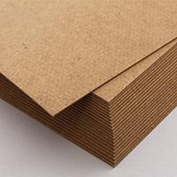 ボード紙ブラウン 270g