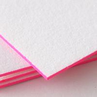 エッジカラー蛍光ピンク