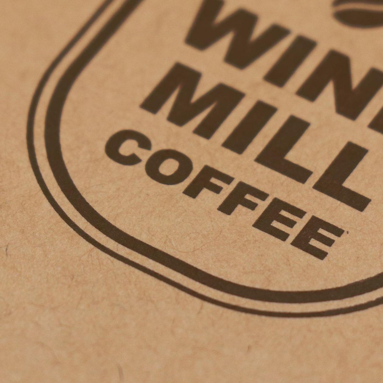コーヒーショップのカードケース