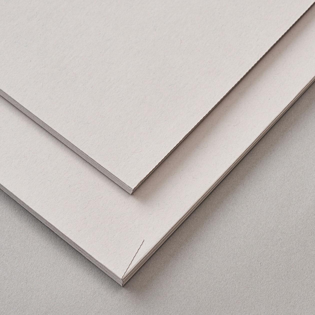 建築デザイン会社の提案書類用A4ファイル