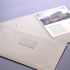 カタログ&書類用フォルダーセット