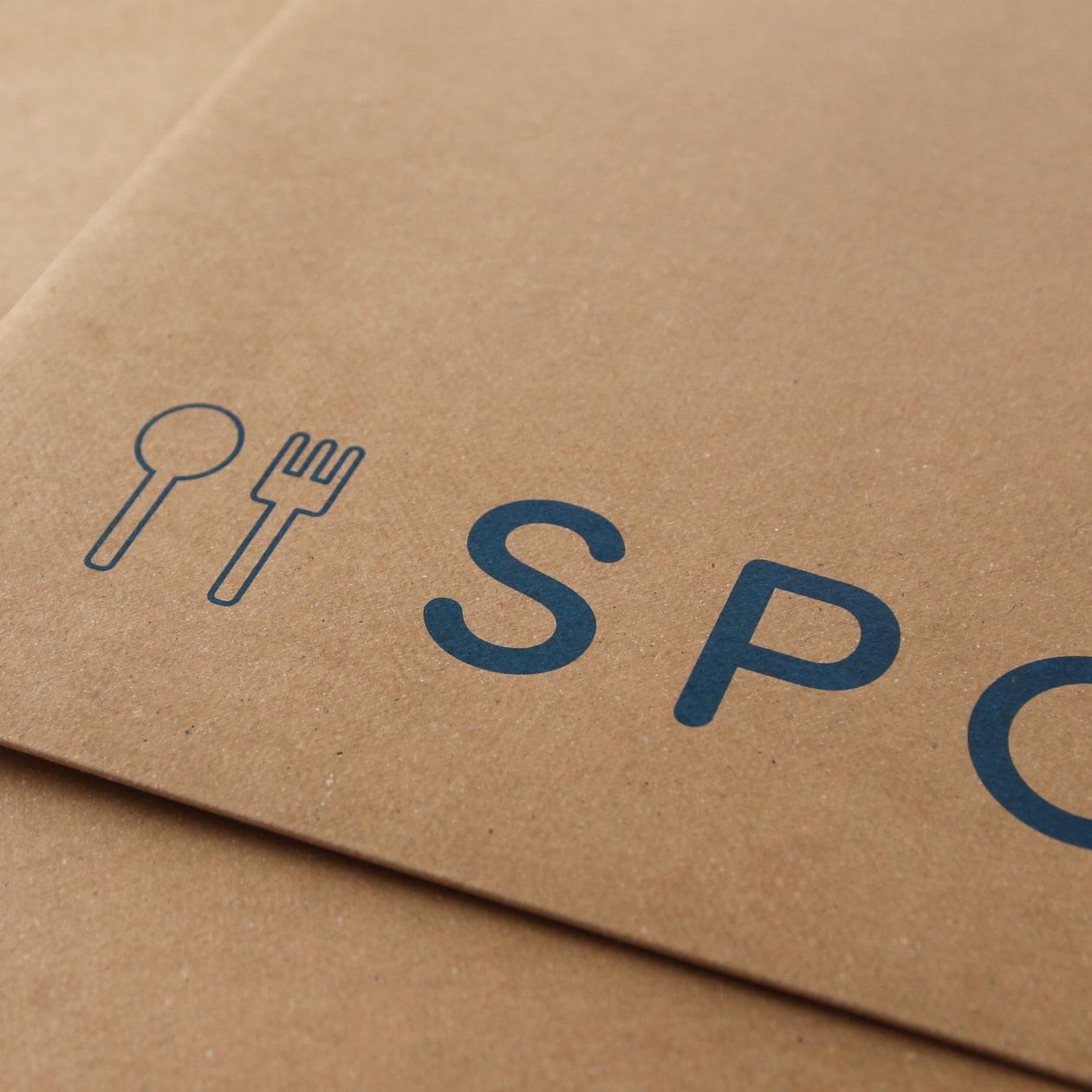 厚紙の封筒