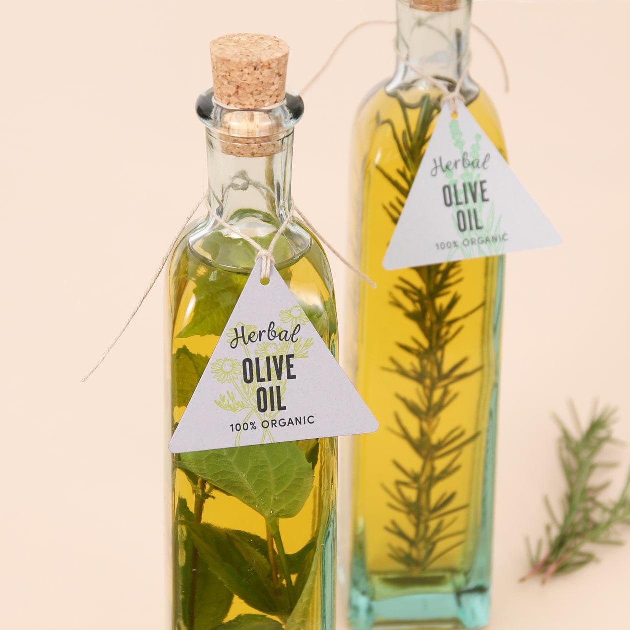 オリーブオイルの商品タグ