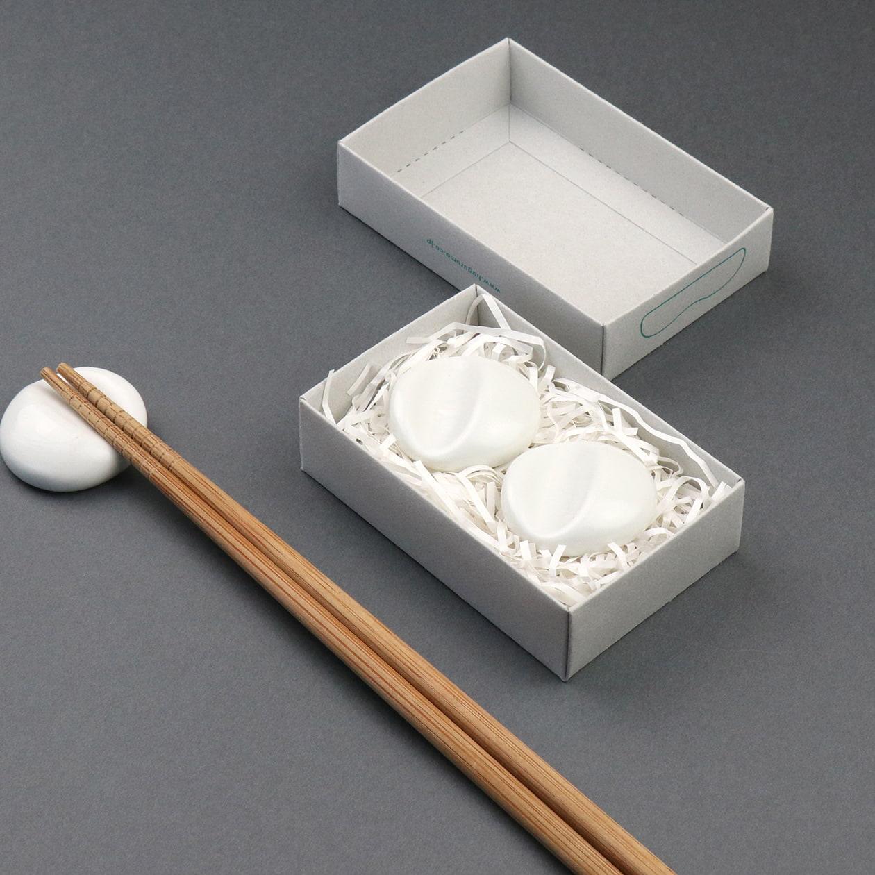 箸置き用の小さな商品箱