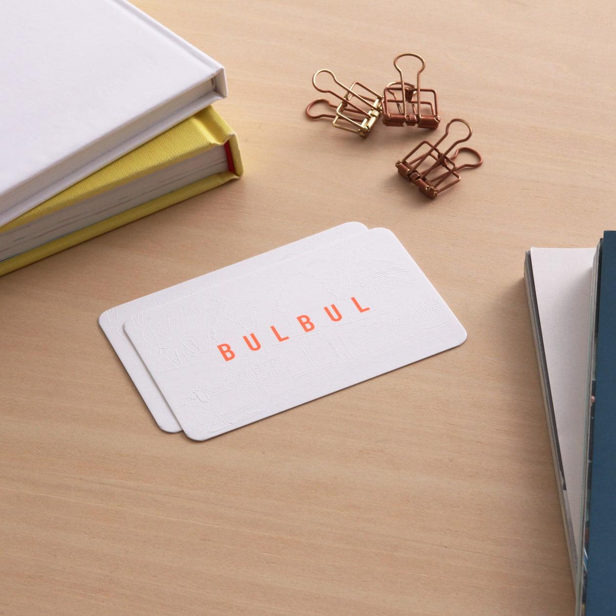 ステーショナリーショップのカード