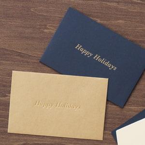 メッセージカード用封筒