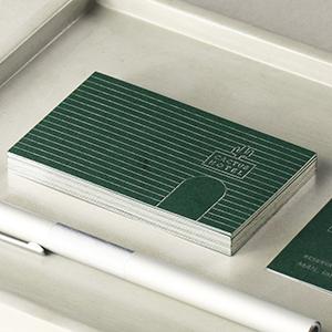 デザインホテルのカード