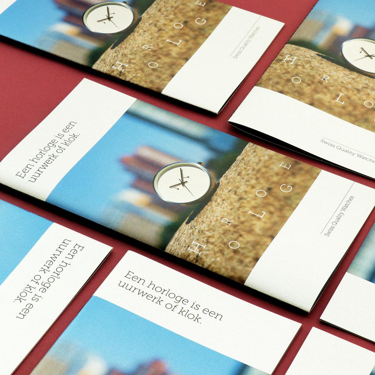 商品カタログパンフレット