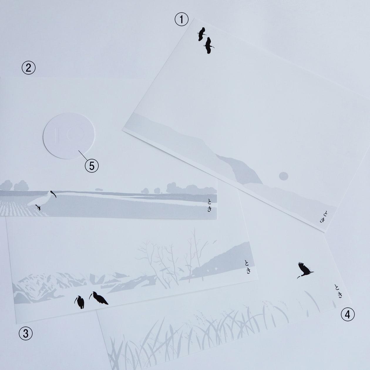 敷紙とコースター