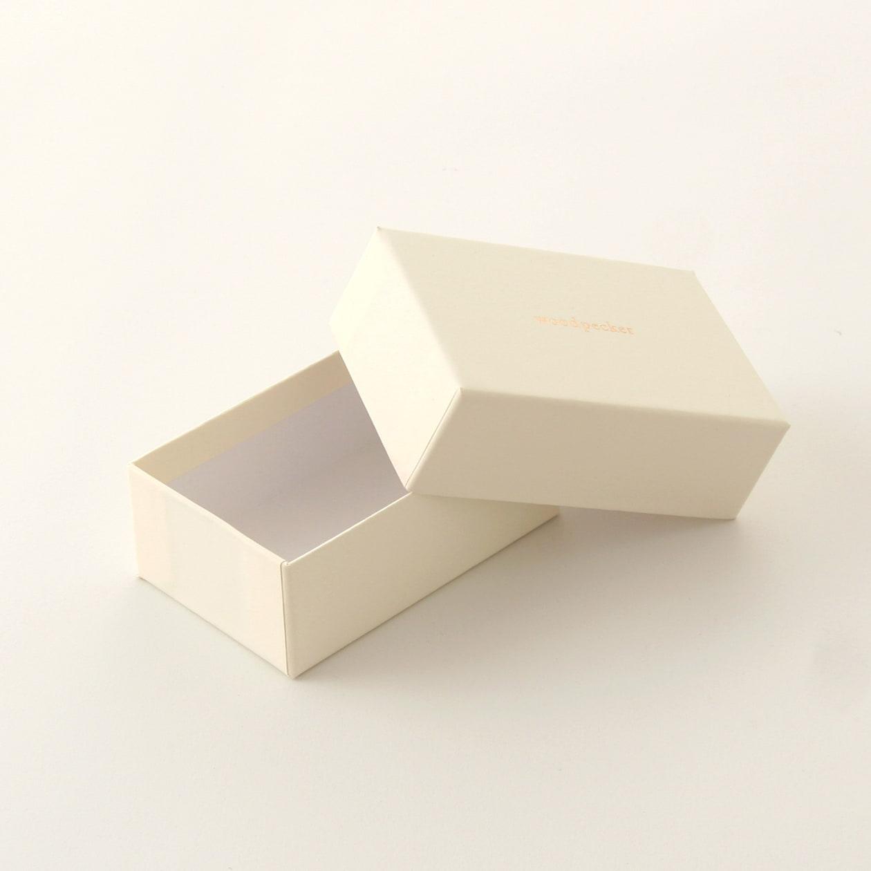 シンプルで上質な商品箱
