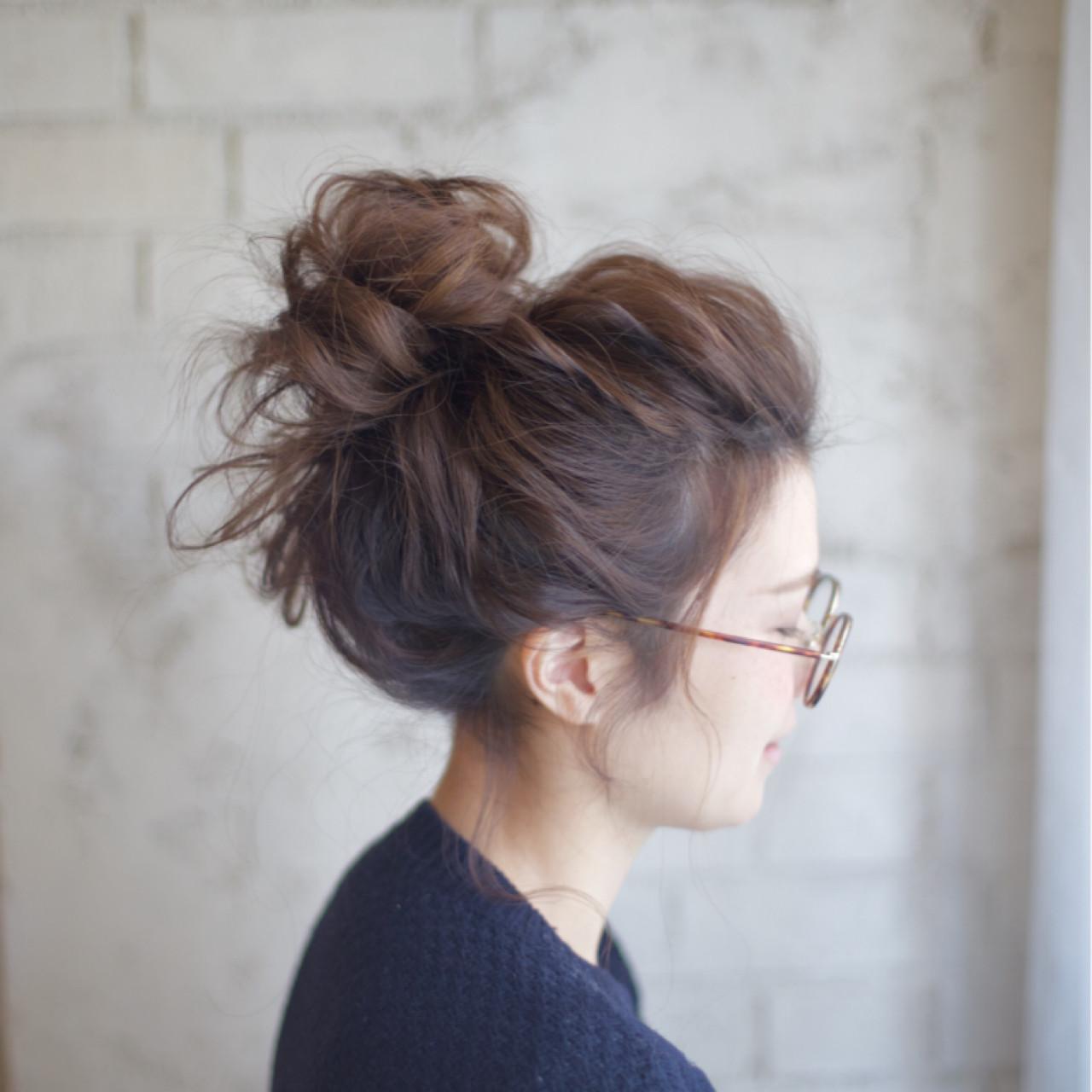 初心者でも簡単かわいい髪型! おだんごヘア攻略法