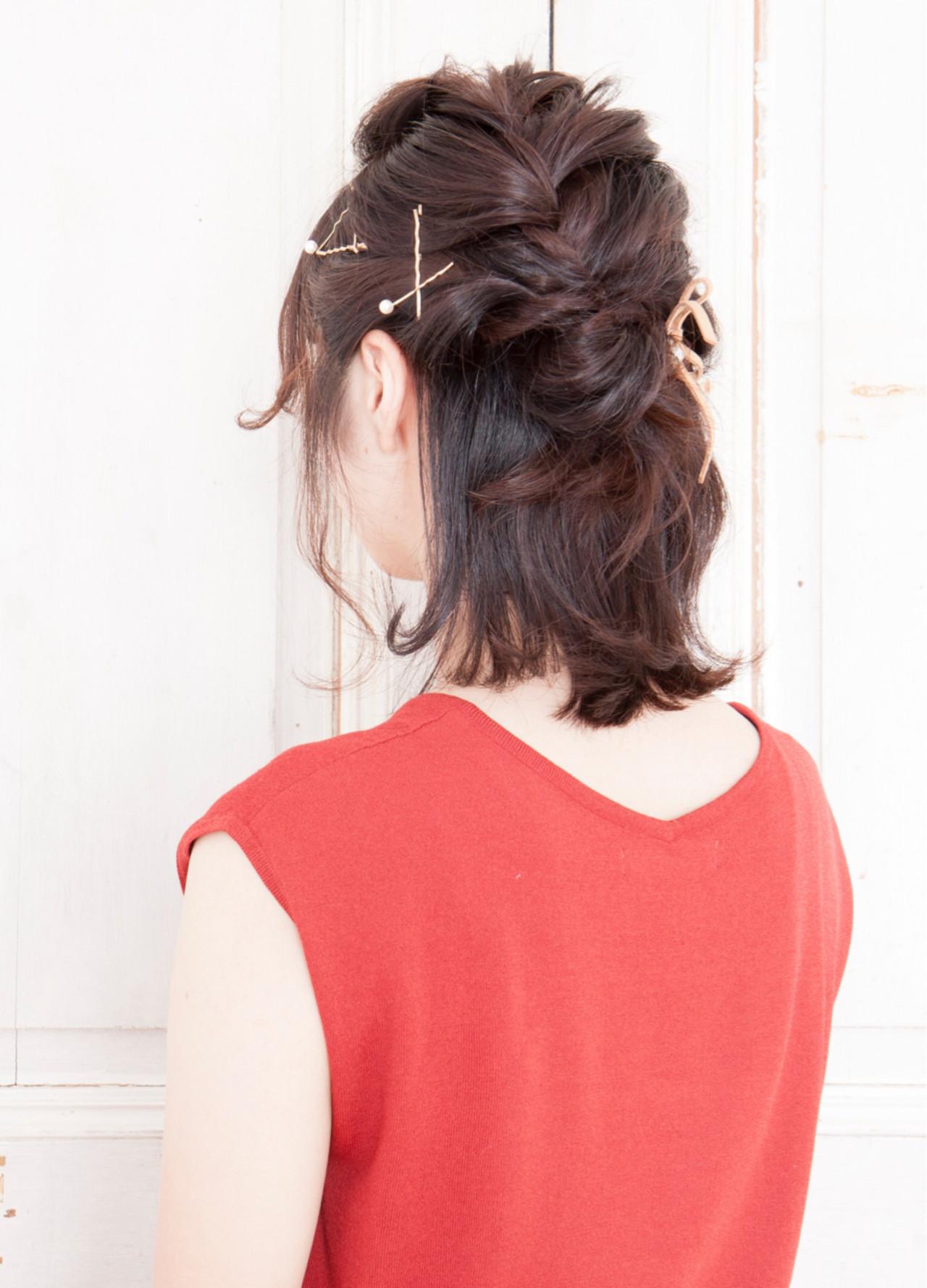 いつも同じにはもう飽きた!オトナ美人の魅せる髪型 ケンタロウ