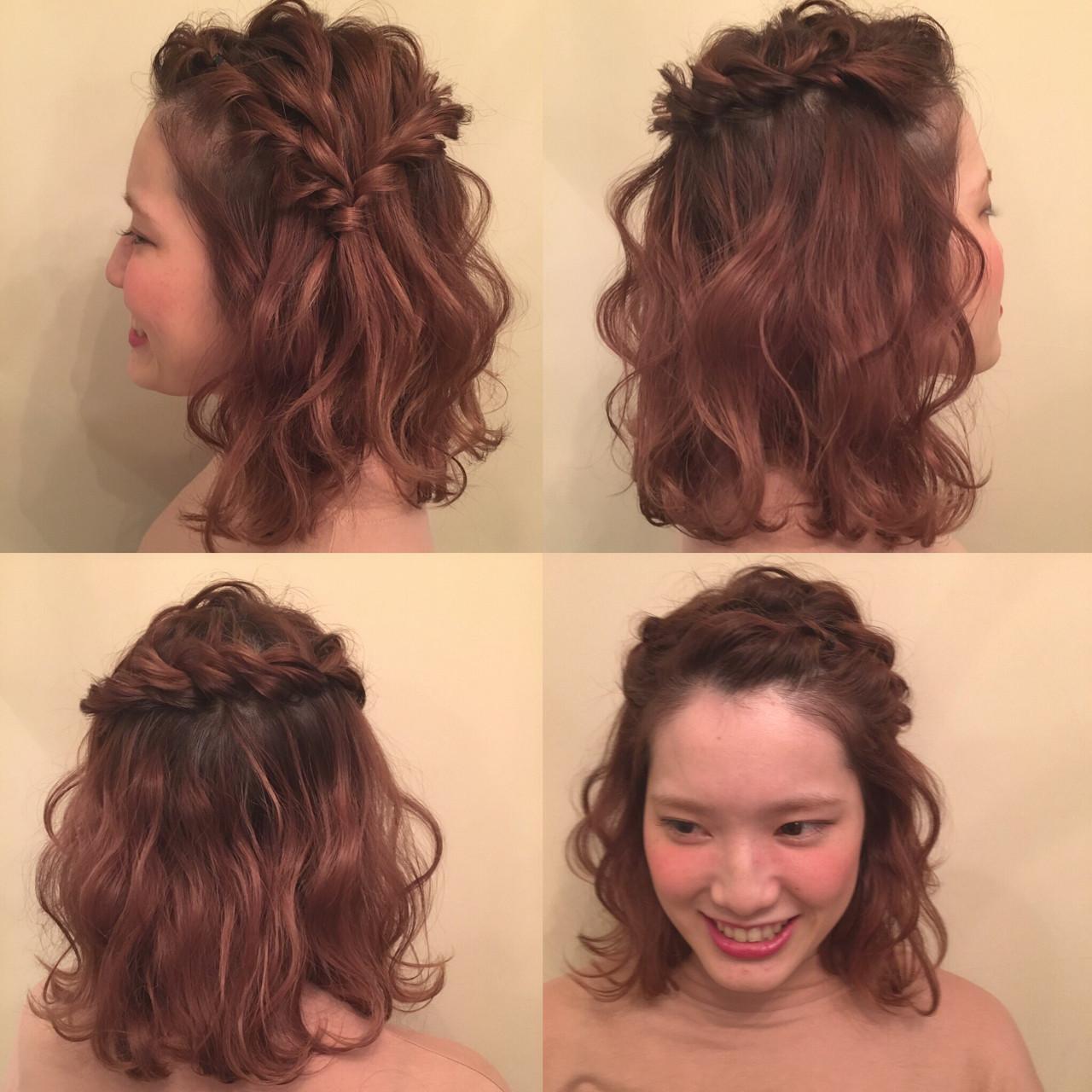 いつも同じにはもう飽きた!オトナ美人の魅せる髪型 永川真子/AGREE calling