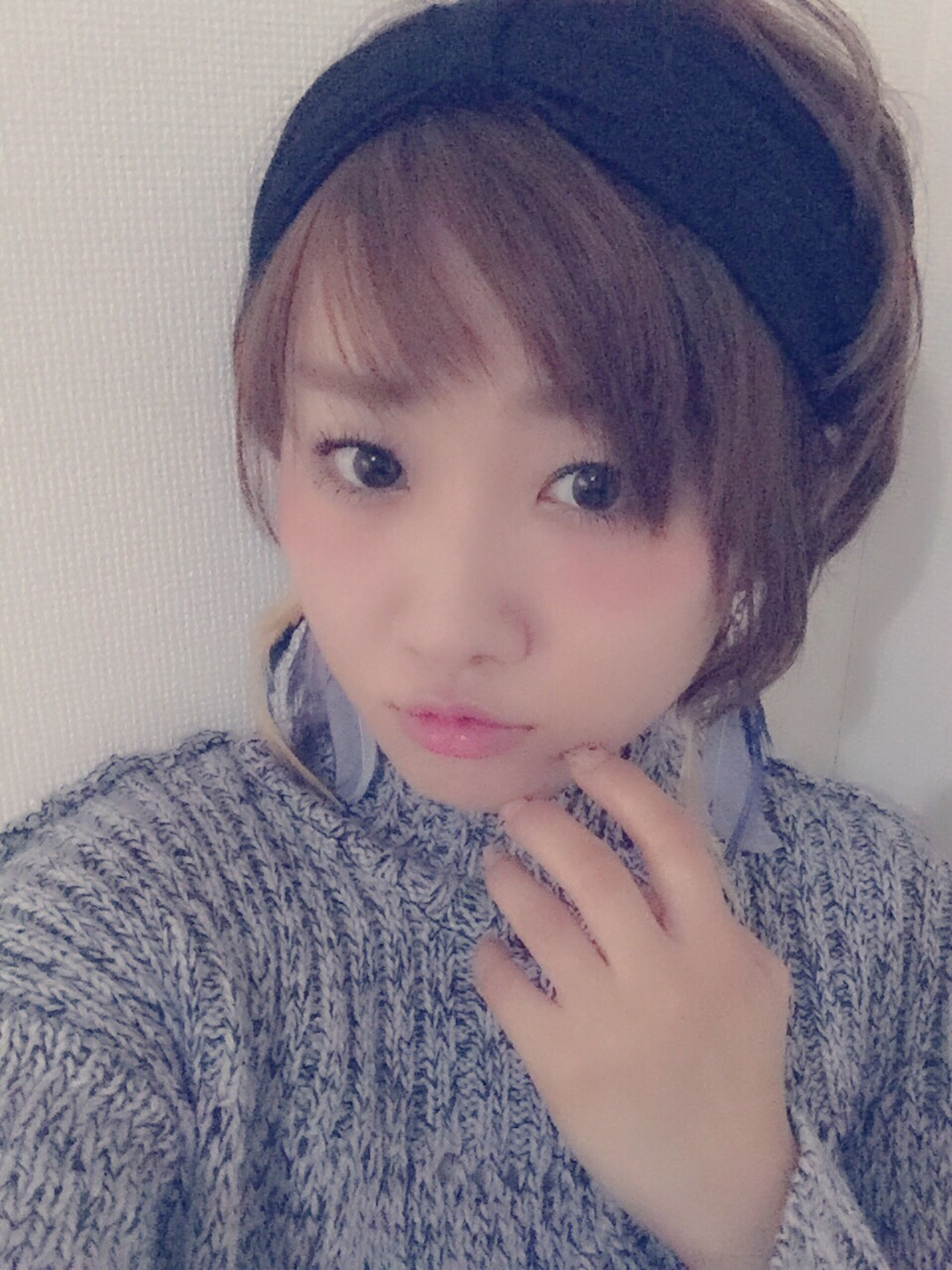 ショートヘアで真似したい!付けるだけでおしゃれ上級者なヘア小物 Ayumi