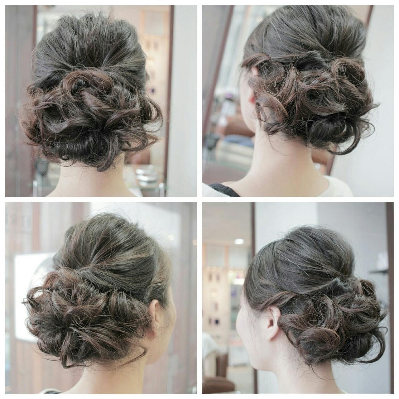 結婚式・お呼ばれに。おすすめアップのヘアスタイルとセルフアレンジ法 岡野 達也