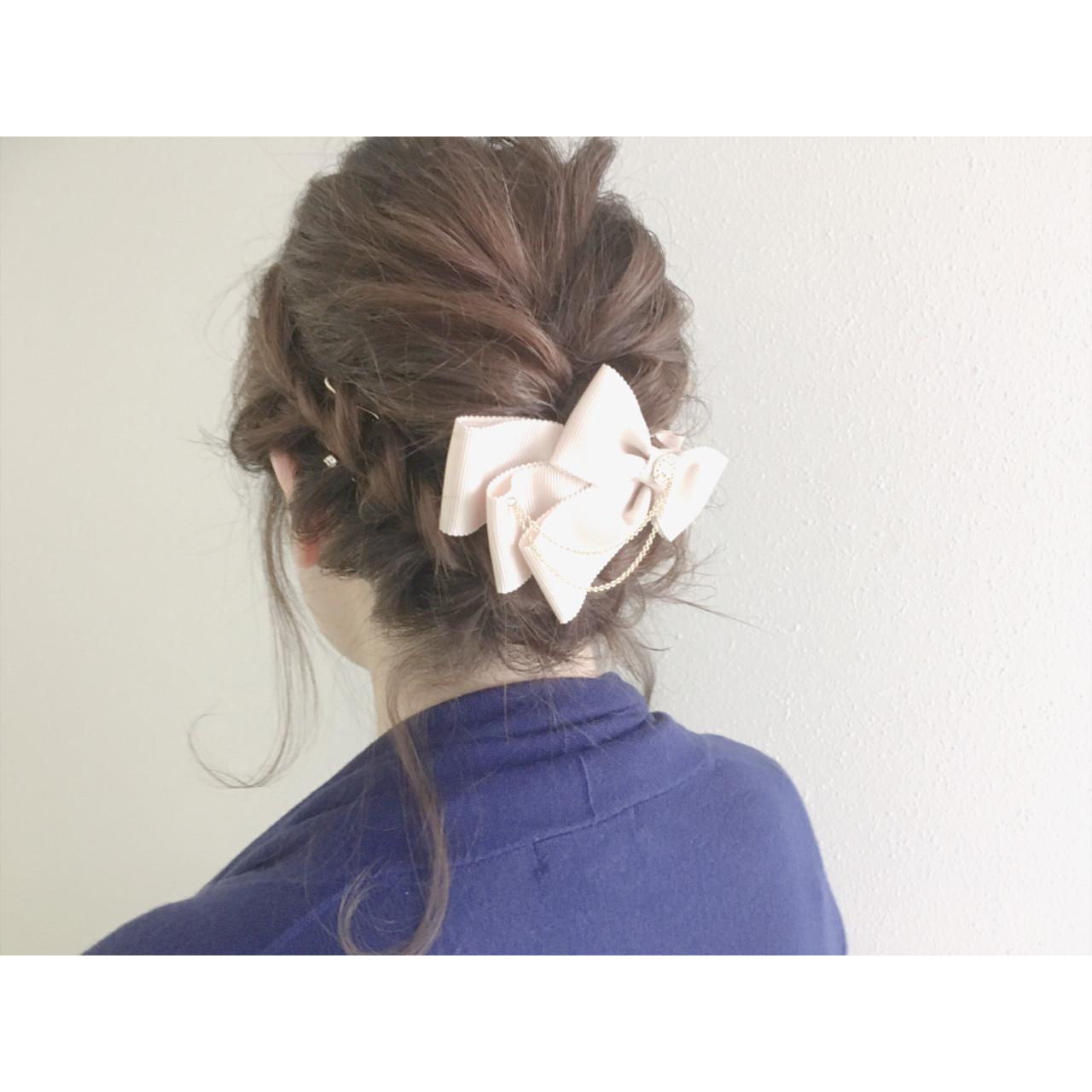 結婚式・お呼ばれに。おすすめアップのヘアスタイルとセルフアレンジ法 廣長 毅