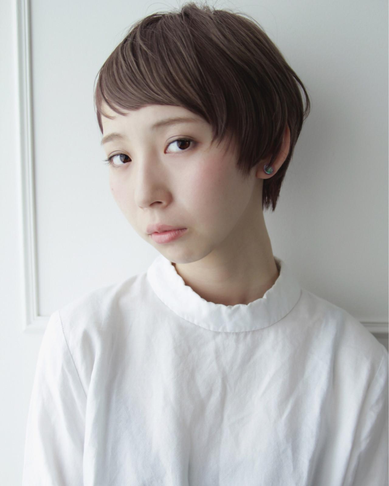 ベリーショートはワックスやピンで楽しんで!スタイルバリエ紹介  安村 美奈