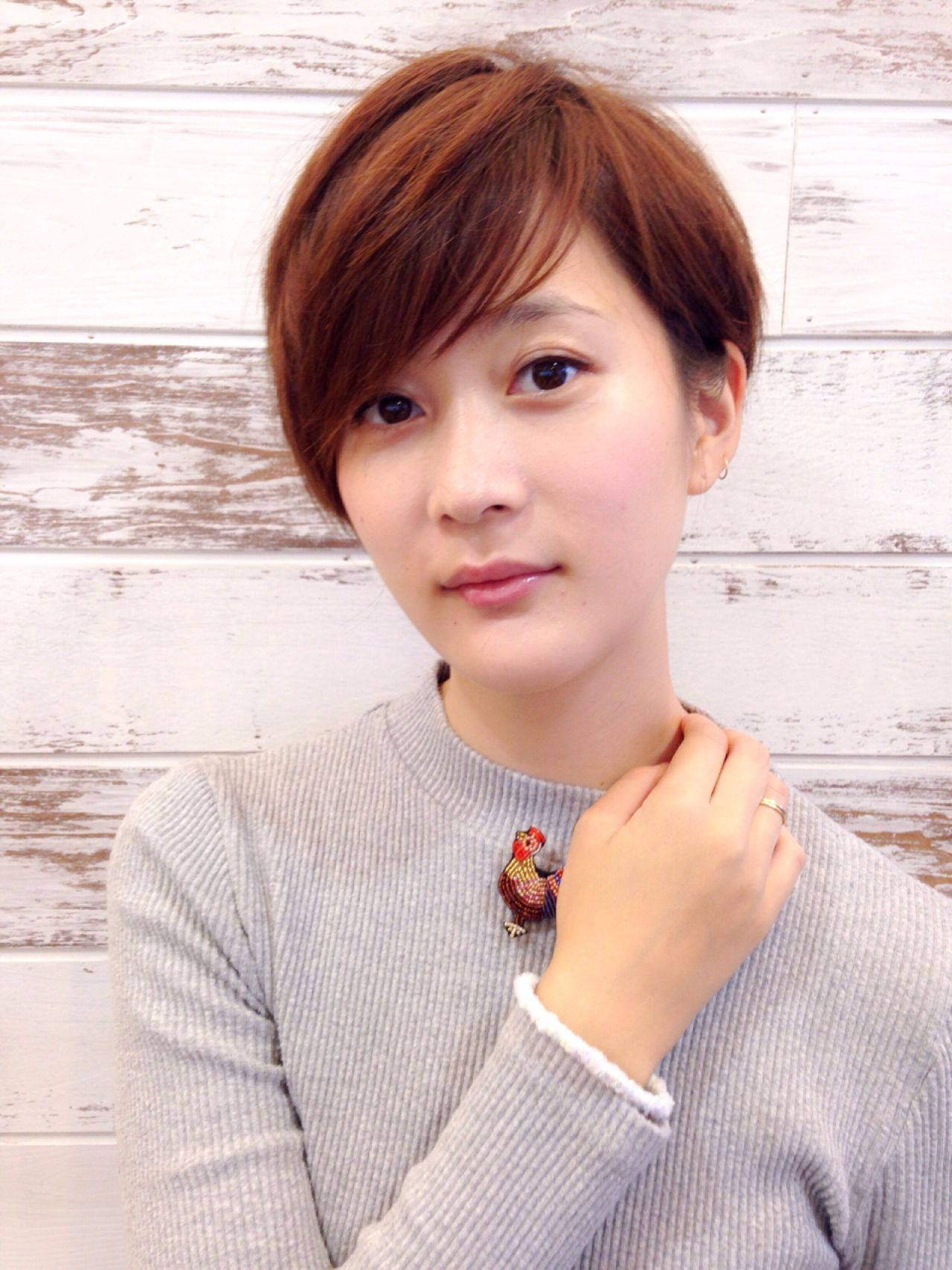 ベリーショートが似合う特徴が知りたい!顔型別にまとめてみた miwa urasugi