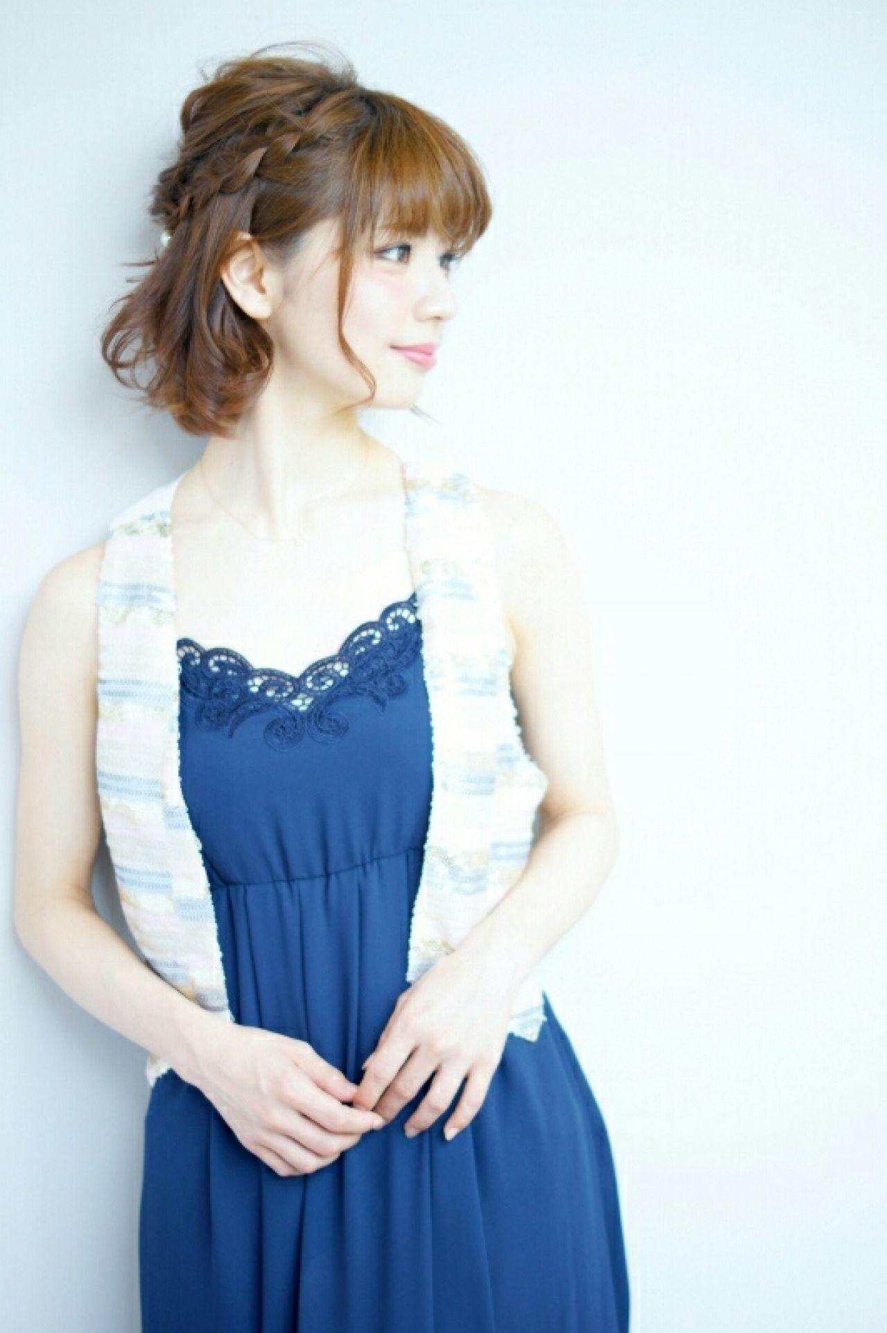 短くても大丈夫!忙しい朝のショートヘアの時短ハーフアップ  Ciel Hairdesign 代表 今田 亮