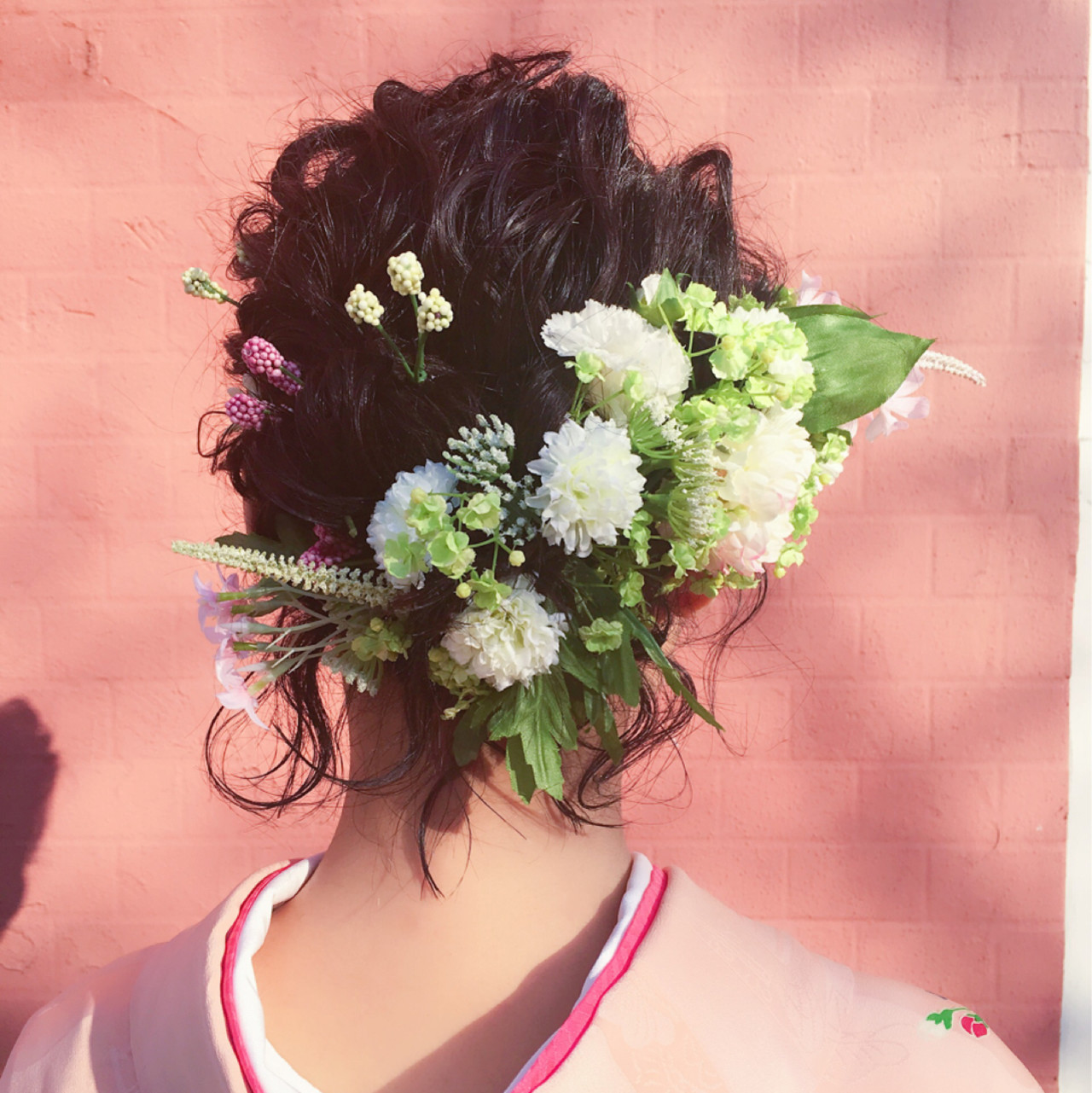 成人式・卒業式におすすめ。着物に合わせたいヘアスタイルまとめ  Sachiko Handa
