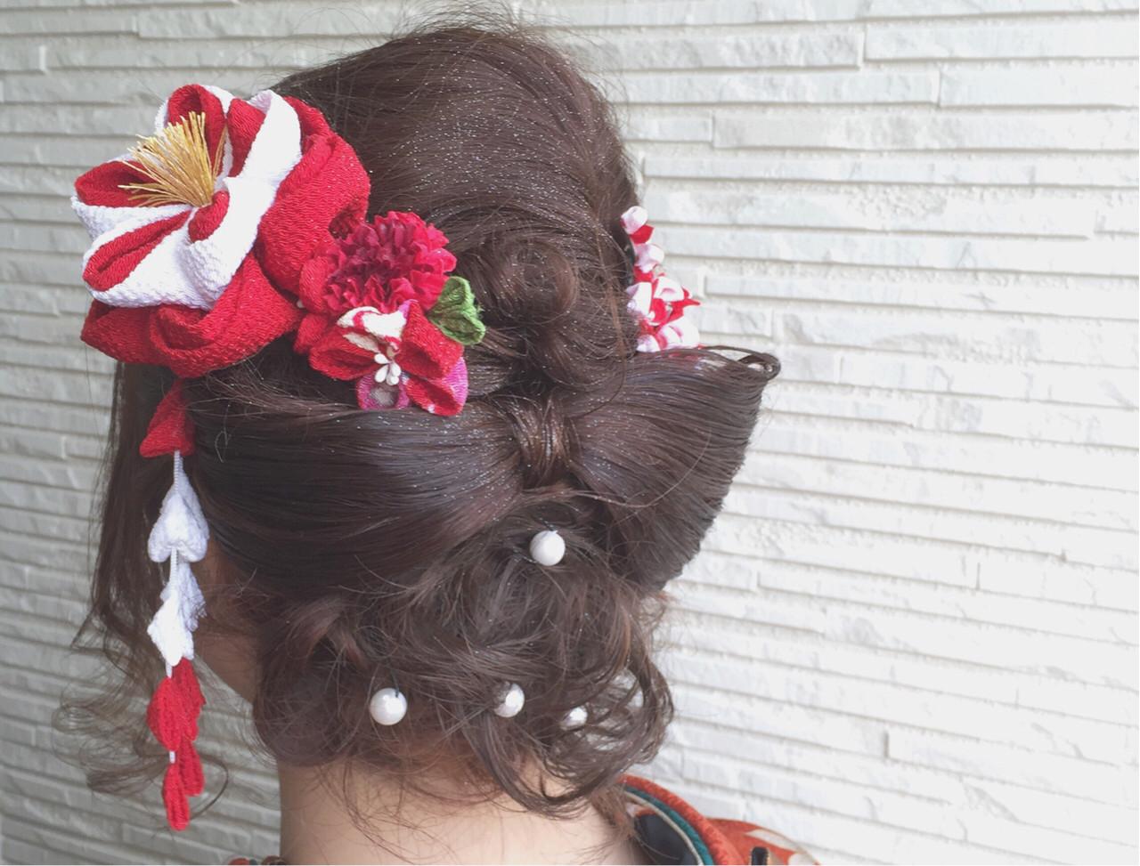 成人式・卒業式におすすめ。着物に合わせたいヘアスタイルまとめ  Yoshihiko Tada