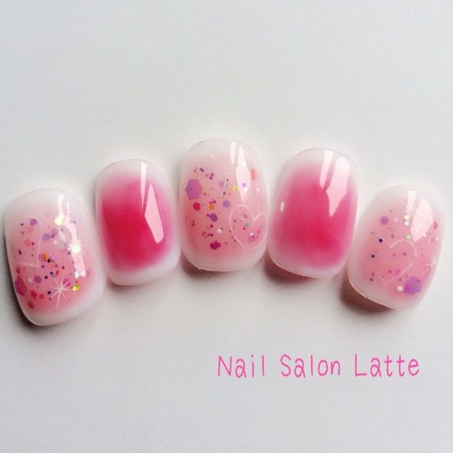 出典:nail_Latte
